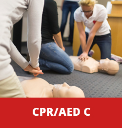 CPR/AED C course in Toronto and GTA