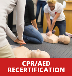 CPR/AED-recertification