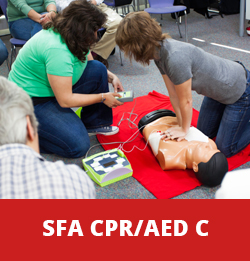 Standard First Aid Course CPR/AED courses Toronto and GTA