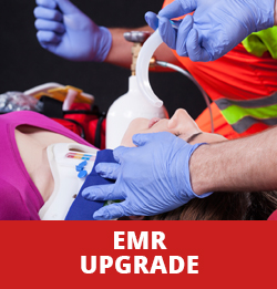 Emergency Medical Responder Upgrade course
