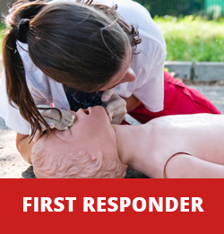 First Responder First Aid Course